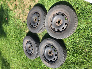 15inch goodyear tires and rims