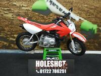 Honda CRF 50 Mini bike trail bike clean example