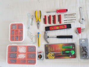 Lots d'outils.