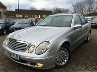 ✿Mercedes-Benz E Class 3.0 E280 CDI Elegance 7G-Tronic 4dr ✿ONE OWNER FROM NEW✿