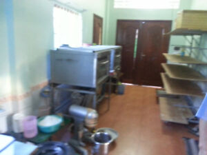 Bakery in Cambodia for sale