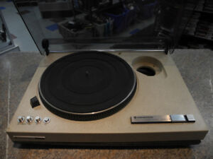 Kenwood KD-500 Direct Drive Turntable **AS IS**