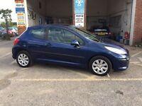 Peugeot 207, 2006/56, 1.4 petrol, clean car, long mot, £1495