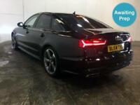 2015 AUDI A6 2.0 TDI Ultra Black Edition 4dr S Tronic
