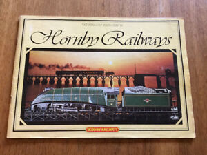 "1979 Hornby ""OO"" Model Train Catalogue"