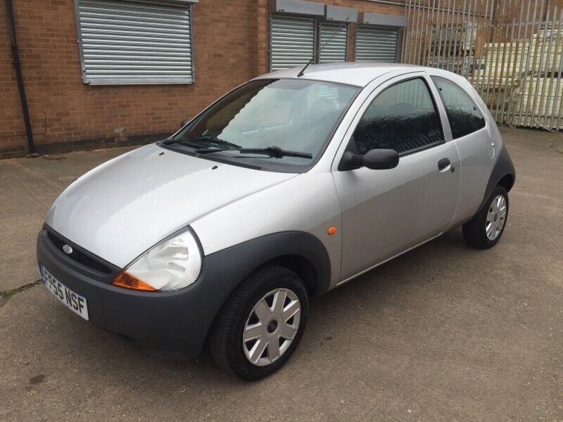 Ford Ka 2005 55 1 3i Silver In Thurmaston