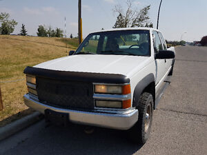 1995 Chevy C/K 2500 Pickup Truck
