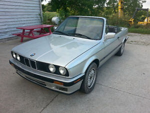 1991 BMW 318ic used parts