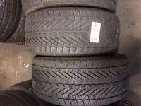 245/45/18 Winter tyres Vredestein