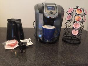Keurig coffee maker bundle