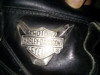 Harley- Davidson Man's Performance Leather Boots