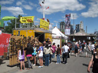 Want to work at the Calgary Stampede?!