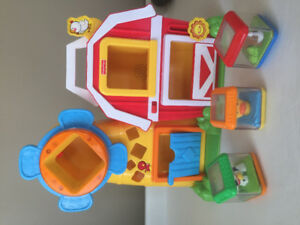 Ferme musicale Fisher Price