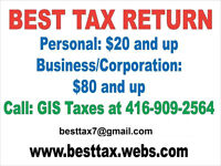Let us file your Income Tax Returns
