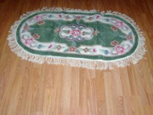 AREA RUG - SAGE (NEVER USED)