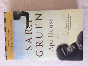 Ape House by Sara Gruen, trade paperbook, great condition