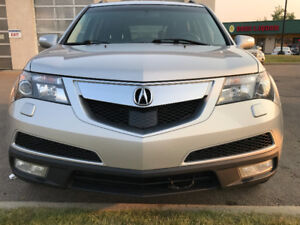 2012 Acura MDX ELITE TRIM SUV, Crossover