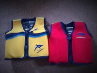 Kids Konfidence swimming jackets