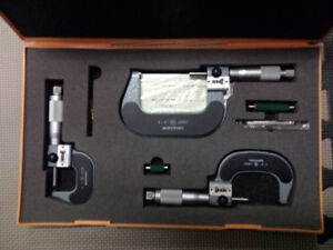 Mitutoyo Micrometer sets and MORE!