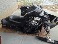 Parting out 205 Mach z 1000