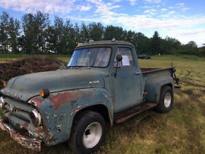 1953 m100. 50th anniversary 1/2 ton pickup.