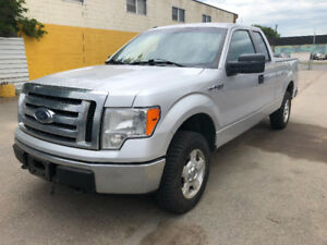 2012 FORD F-150 EXTENDED CAB 179680 KM BACKUP CAMERA