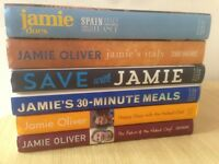 Jamie Oliver cookbook bundle