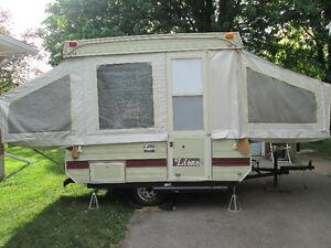 Tent Trailer 2000.00