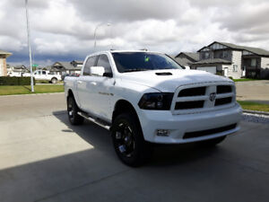2012 Dodge sport 1500 with new engine put in by norland 20 klm