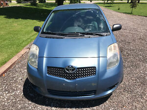 2007 Toyota Yaris Hatch, Safety and Etest Included