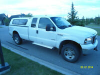 2007 Ford F-350 Extended cab super duty 4x4 Pickup Truck