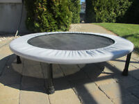 Trampoline d'exercice personnel