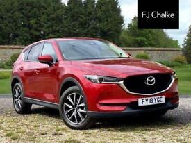 image for 2018 Mazda CX-5 2.0 SKYACTIV-G Sport Nav (s/s) 5dr Manual SUV Petrol Manual