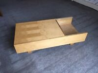 Habitat pine coffee table