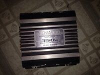 Car deck, amp and sub for sale
