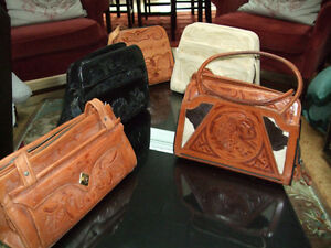 NEW LEATHER PURSES
