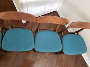 4 Dining Chairs from Structube - Houston model