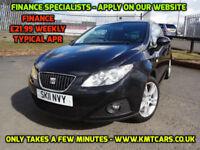 2010 Seat Ibiza 1.4 16v (85ps) Sport Coupe SE Chill - Service Hist - KMT Cars