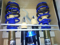 Coilovers AP by KW - Golf,Jetta,Passat,Beetle,Tiguan,Audi A3,TT