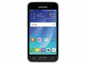 UNLOCKED New Pentaband Samsung Galaxy J1 (2016) Compatible with Freedom Chatr Cityfone Fido Bell Virgin Rogers