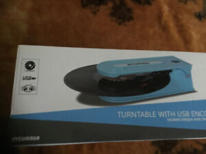 USB record Player, pick up at ne Taradale area only