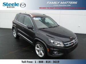2014 Volkswagen TIGUAN Highline R Own for only $186 bi-weekly wo