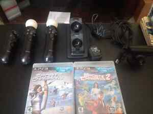PlayStation Move Sports Bundle