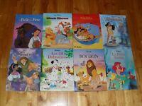 2 Lots de livres pour enfants en excellent état