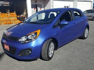 2013 Kia Rio LX+ AT  | Excellent on Fuel | Fun to Drive |