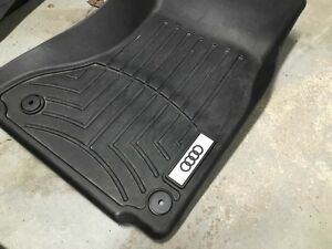 2010-2017 Audi S5 or A5 Winter matts Weathertech!