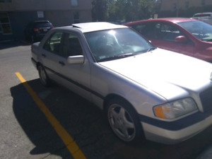 1997 luxury mercedes for sale