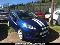 2010 10 FORD FIESTA 1.6 S1600 3DR