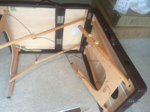 Massage table 195$ for quick sale