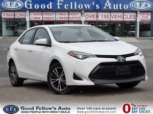 2018 Toyota Corolla LE MODEL, 1.8L 4CYL, REARVIEW CAMERA,POWER M